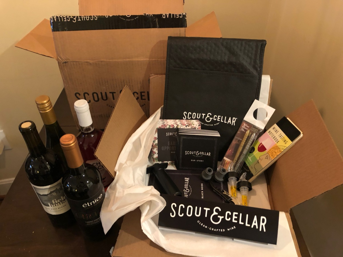 What S In The Scout Amp Cellar Starter Kit Your Friendly
